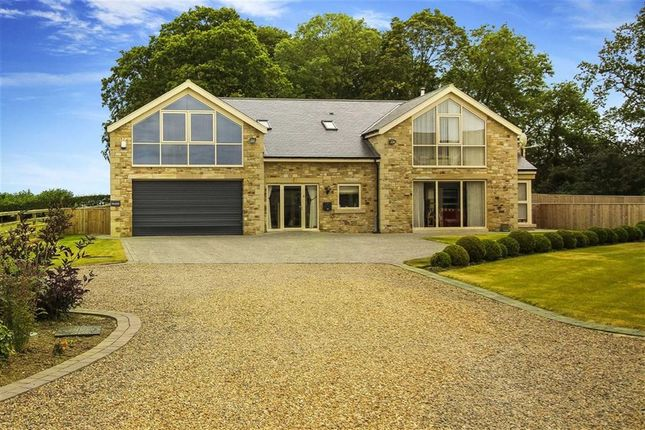 Thumbnail Detached house for sale in West Thorn Farm, Kirkley, Newcastle Upon Tyne