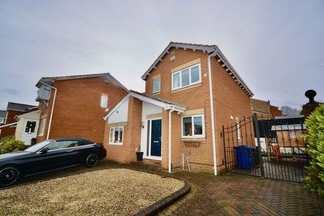 Thumbnail Detached house to rent in Rainton Grove, Redbrook, Barnsley
