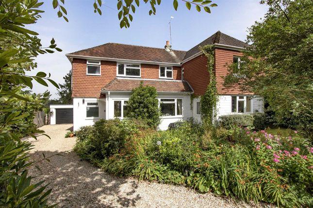 Thumbnail Detached house for sale in Goldsmiths Avenue, Crowborough