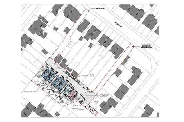 Thumbnail Land for sale in Bedfont Lane, Feltham