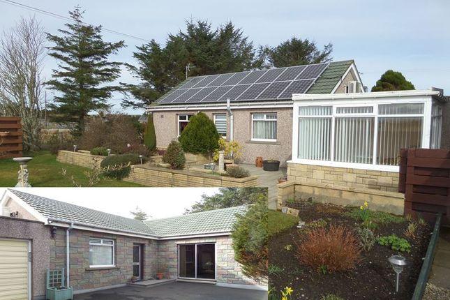 Thumbnail Detached bungalow for sale in Georgemas, Halkirk