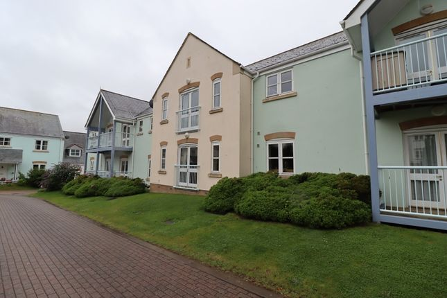 Thumbnail Flat for sale in 35 Turnaware House, Roseland Parc, Truro, Cornwall