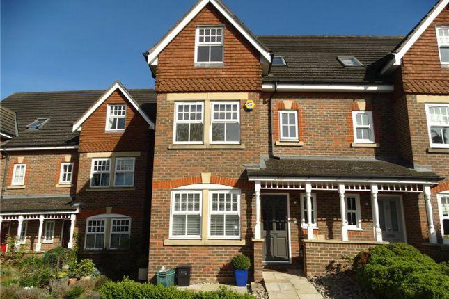 Thumbnail Town house to rent in Hazelhurst, Beckenham, Kent