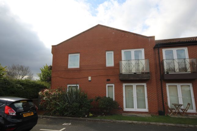 Thumbnail Flat to rent in Thorntree Drive, Whitley Bay