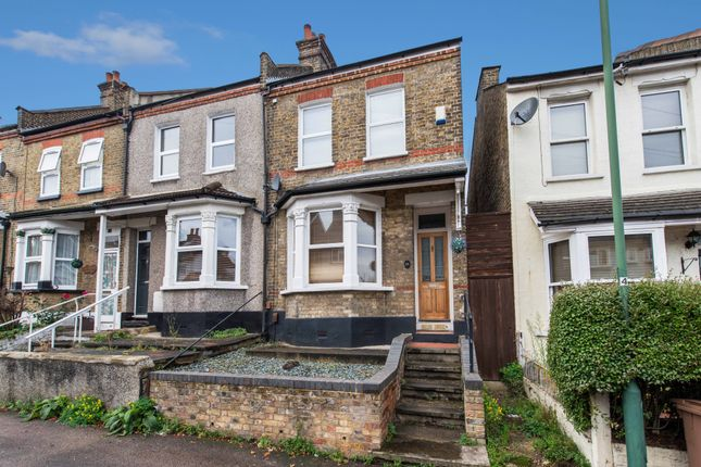 Thumbnail End terrace house for sale in Guy Road, Wallington