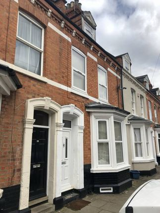 Thumbnail Shared accommodation to rent in Agnes Road, Northampton