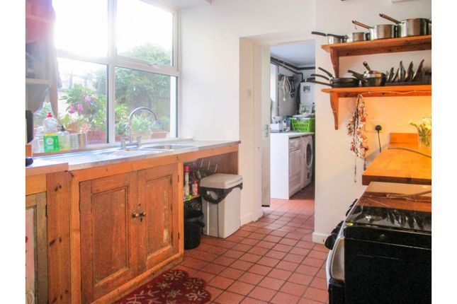 Kitchen of Taliesin Street, Llandudno LL30