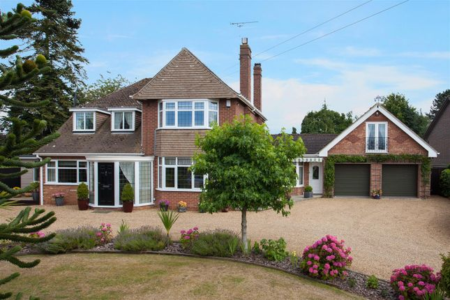 Thumbnail Detached house for sale in Wroxham, Norwich