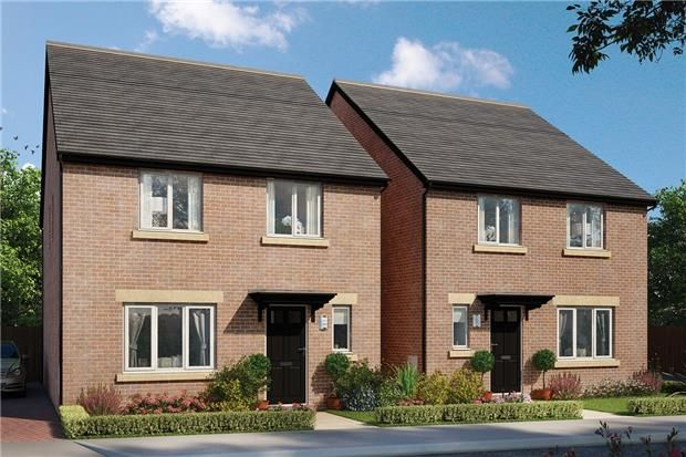 Thumbnail Detached house for sale in The Woodcote, Hardwicke Grange, Gloucester