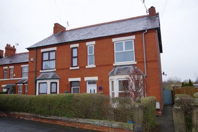 4 bed semi-detached house for sale in Hawarden Road, Caergwrle, Wrexham
