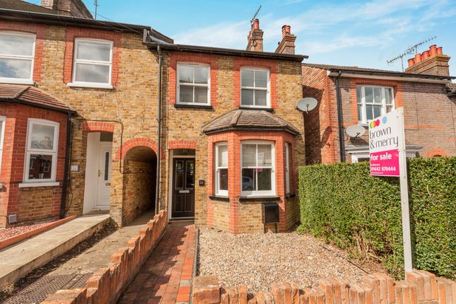 Thumbnail End terrace house for sale in Shrublands Avenue, Berkhamsted