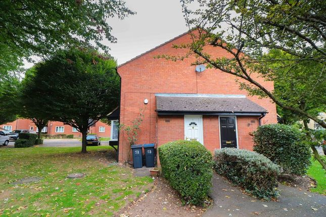 Thumbnail End terrace house for sale in Firs Close, Mitcham