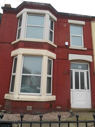 Thumbnail Semi-detached house to rent in Edge Grove, Fairfield, Liverpool