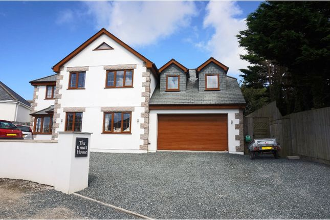 Thumbnail Detached house for sale in Treninnick, Newquay