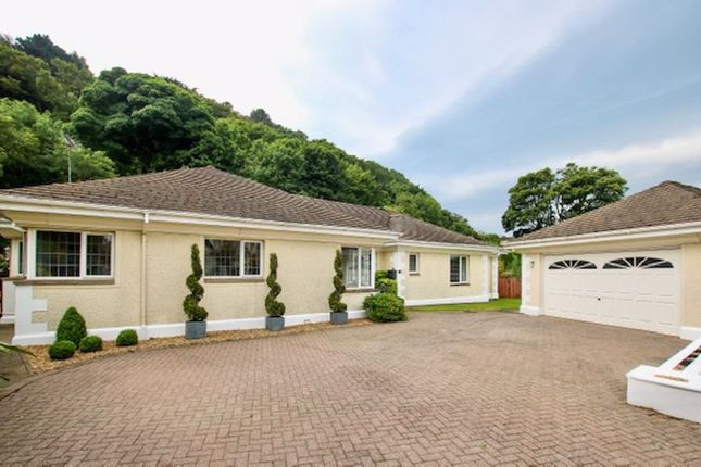 Thumbnail Detached bungalow for sale in 17 Queens Valley, Ramsey