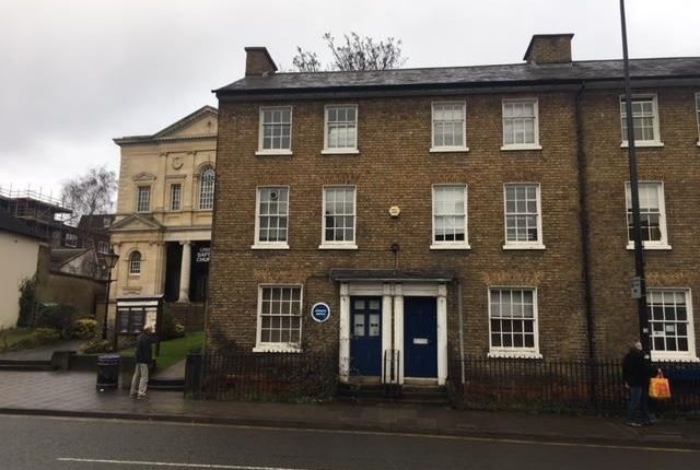 Thumbnail Office for sale in 8 - 9, Easton Street, High Wycombe