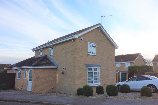 Thumbnail Detached house for sale in Wheatfield Road, Carlton Colville, Lowestoft, Suffolk