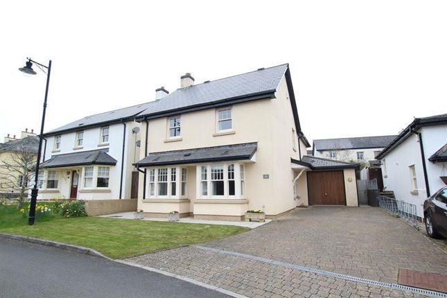Thumbnail Detached house to rent in St. Johns Court, Brecon
