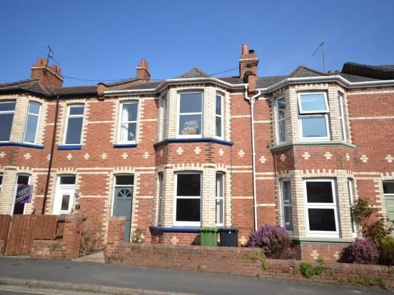2 bed terraced house to rent in Ladysmith Road, Heavitree, Exeter, Devon