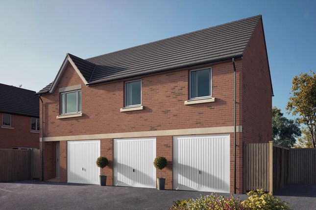 Thumbnail Flat for sale in North Farm, Blyth