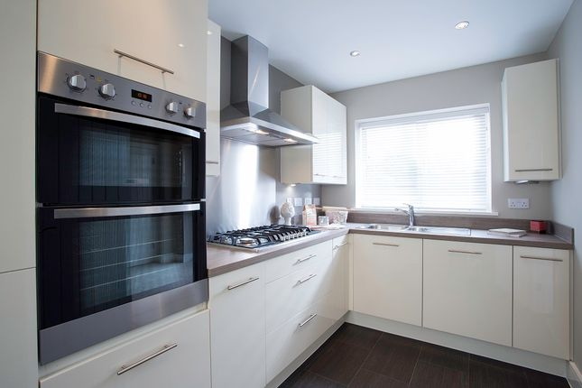 Thumbnail Detached house for sale in Plot 103, The Hannington, Egstow Park, Off Derby Road, Clay Cross, Chesterfield