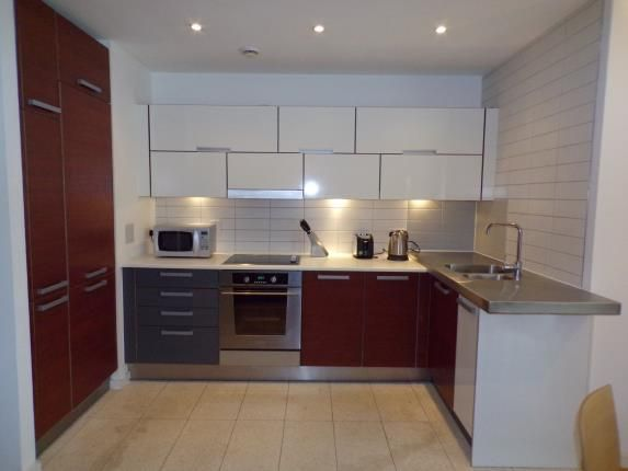 Kitchen Area of Goulden Street, Manchester, Greater Manchester M4