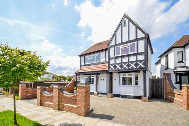 Thumbnail Detached house for sale in Merilies Gardens, Westcliff-On-Sea, Essex