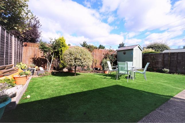 Rear Garden of Fairwood Road, Verwood BH31