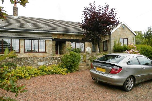 Thumbnail Detached bungalow for sale in Warkworth, Morpeth