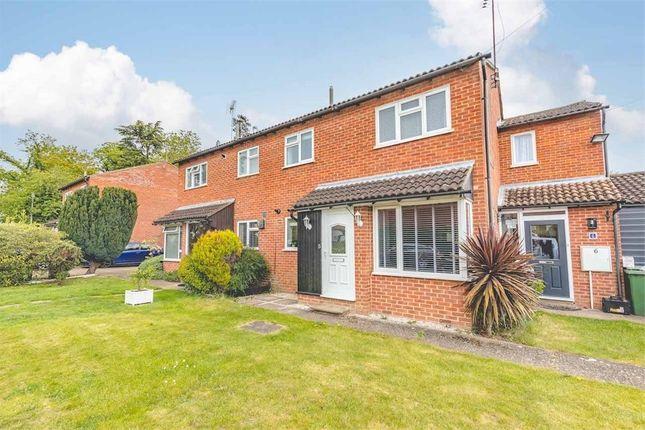Thumbnail Terraced house for sale in Rixon Close, George Green, Buckinghamshire