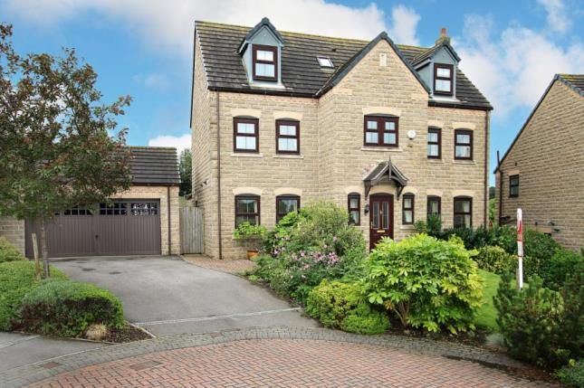 Thumbnail Detached house for sale in St. Peters Heights, Edlington, Doncaster