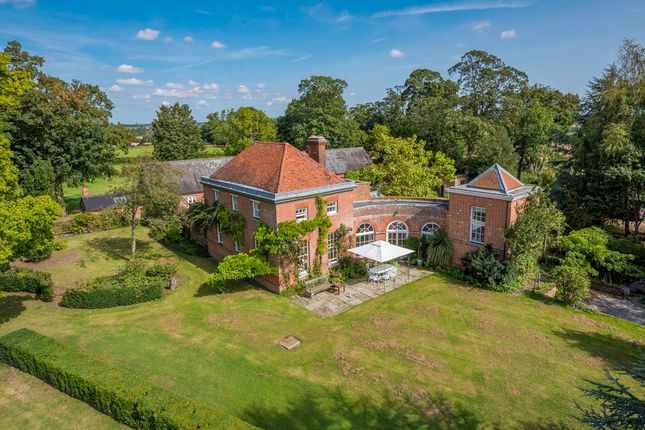 Thumbnail Detached house for sale in Liston, Sudbury, Suffolk