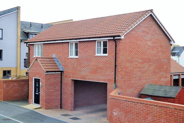 Thumbnail Flat for sale in Colethrop Way, Hardwicke, Gloucester