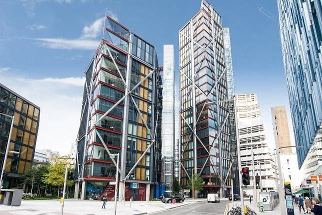 Thumbnail Flat to rent in Neo Bankside, Summer Street, London