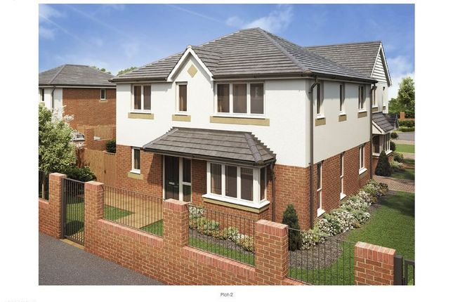 Thumbnail Detached house for sale in The Lostock, Deepdale Gardens, Bolton