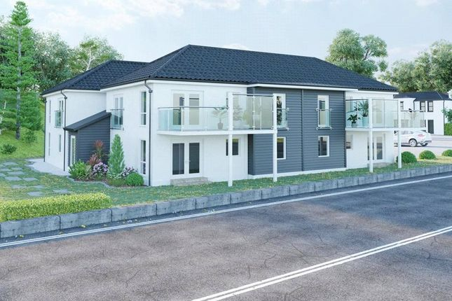 Thumbnail Flat for sale in Fairways Development, Chalet Road, Port Patrick