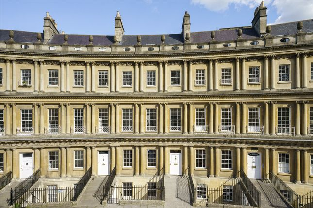 Thumbnail Terraced house for sale in The Circus, Bath