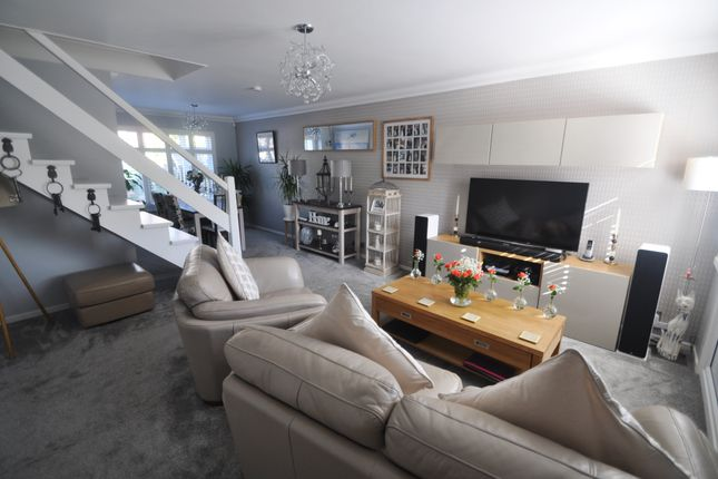 Thumbnail Semi-detached house for sale in Malyon Court Close, Thundersley, Essex