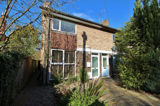 Thumbnail End terrace house to rent in Wilberforce Road, Cambridge