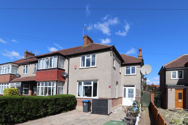 Thumbnail End terrace house to rent in Amberwood Rise, New Malden
