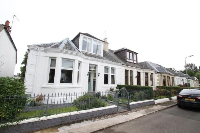 Thumbnail Semi-detached house for sale in Ruskin Square, Bishopbriggs, Glasgow, East Dunbartonshire