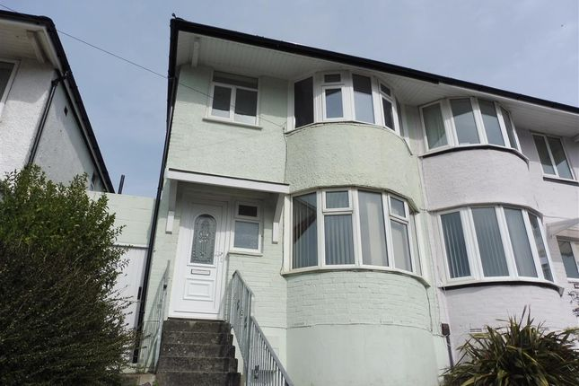 Thumbnail Property to rent in Cardinal Avenue, Plymouth
