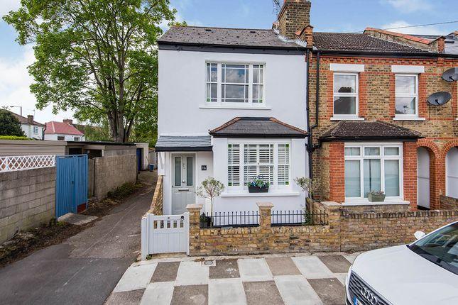 Thumbnail End terrace house for sale in Seaton Road, Whitton, Twickenham