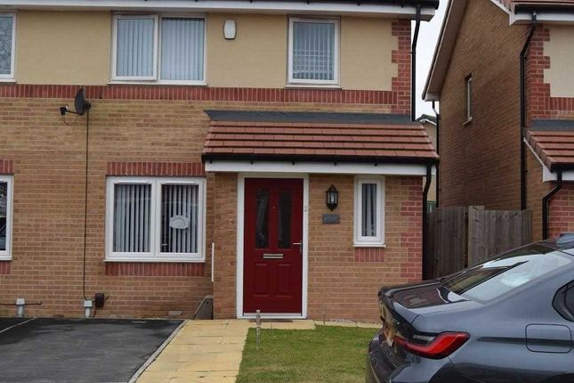 Thumbnail Semi-detached house for sale in Wintergreen Avenue, Norris Street, Liverpool