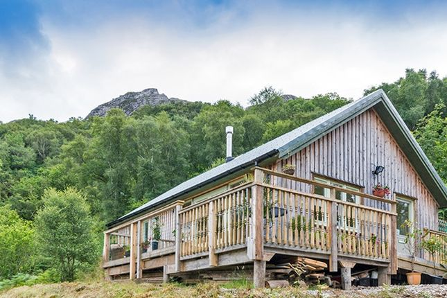 Thumbnail Detached house for sale in Craig, Plockton, West Highlands, Ross-Shire