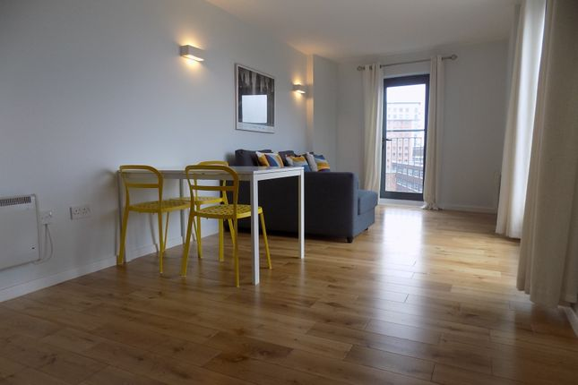 Thumbnail Flat to rent in The Chimes 20 Vicar Lane, Sheffield