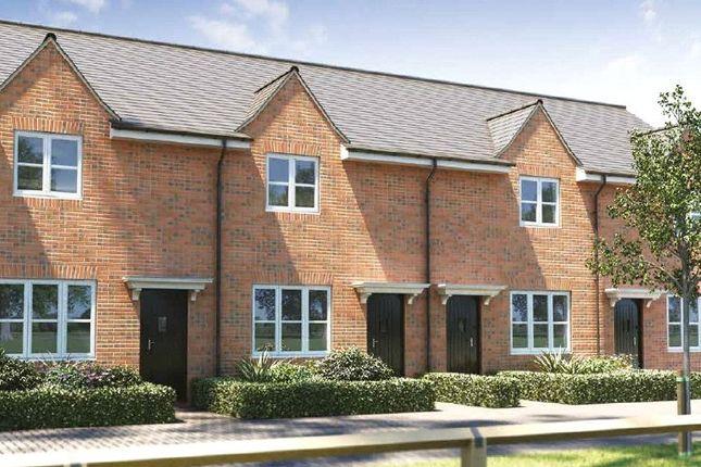 The Hindhead of Bloor Homes @ Pinhoe, Pinncourt Lane, Pinhoe, Exeter EX1