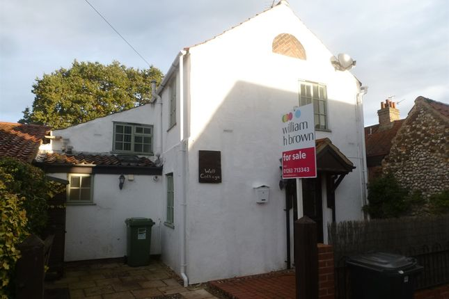 2 bed semi-detached house for sale in Cross Street, Holt