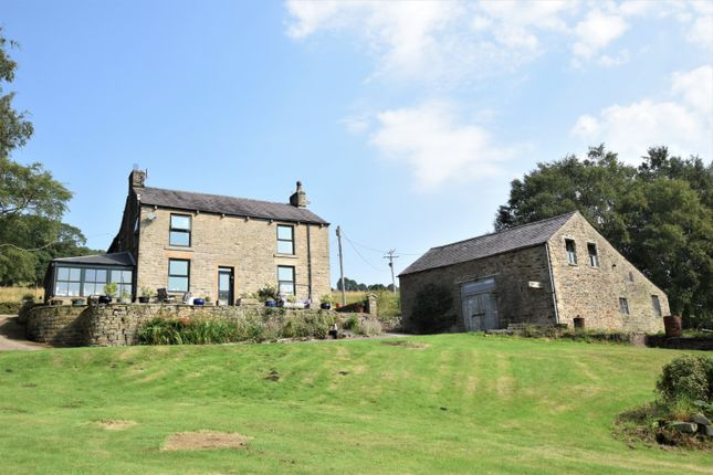 Thumbnail Detached house for sale in Hegginbottom Farm, Sitch Lane, Birch Vale, High Peak