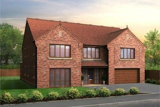 Thumbnail Detached house for sale in New Detached House, Morthen View, Wickersley, Rotherham, South Yorkshire